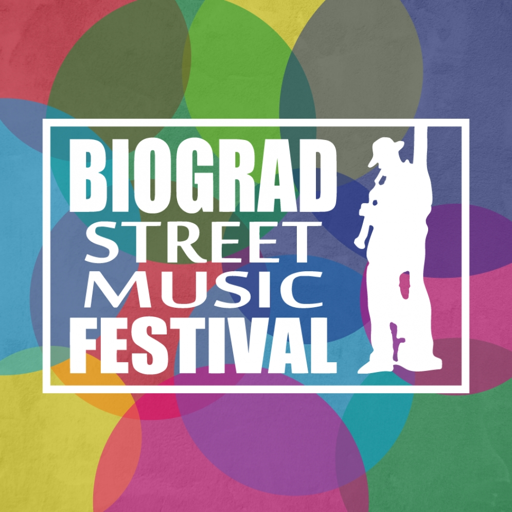 Biograd Street Music Festival - First Croatian street musician friendly town